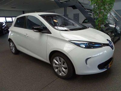 tweedehands Renault Zoe Q210 INTENS QUICKCHARGE 22 KWH incl BTW (EX ACCU)