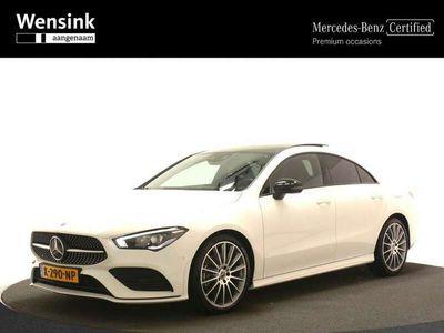 tweedehands Mercedes CLA200 Premium Plus | Panorama-schuifdak | Stoelverwarmin