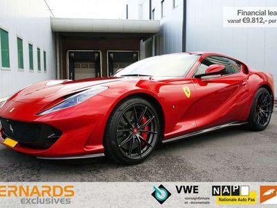 tweedehands Ferrari 812  6.5 V12 Superfast Nieuwprijs €541.165