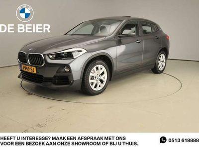 tweedehands BMW X2 SDrive 1.8I LED / Navigatie / Schuifdak / Trekhaak