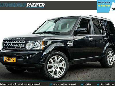tweedehands Land Rover Discovery 3.0 SDV6 Black&White Leer / Stuur-stoelverwarming/