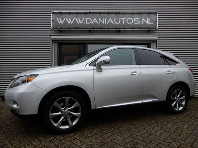 tweedehands Lexus RX450h 4WD High Edition Panorama-dak | Trekh