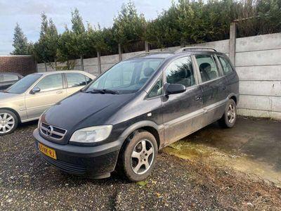 tweedehands Opel Zafira 1.6-16V Comfort  airco 