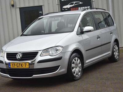 tweedehands VW Touran 1.4 TSI Trendline Business Navigatie B.J 2008
