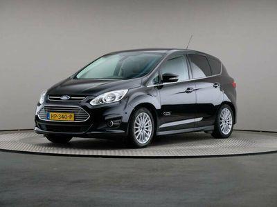 tweedehands Ford C-MAX 2.0 Plug-in Hybrid Titanium € 12.400