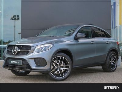 tweedehands Mercedes GLE350 GLE-KlasseCoupé Automaat 4Matic AMG Line | Panoramadak | Distronic Plus | Camera | Stoelverwarming