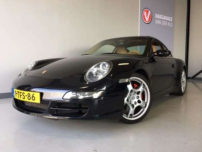 tweedehands Porsche 911 Carrera 4S 3.8Automaat,Leer, Schuifdak,Xenon,Pdc