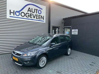 tweedehands Ford Focus Wagon 1.6 TDCi Titanium