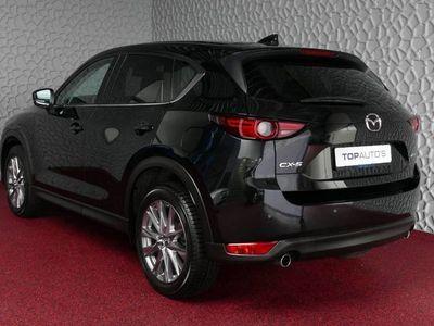 tweedehands Mazda CX-5 2.0 SkyActiv-G 165 LUXURY LEER BOSE 19''LMV HEAD-UP CAMERA FULL LED NAVI STOEL/STUUR VERW. STOELKOELING DIG.DASH