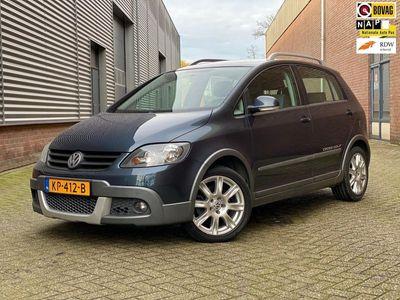 tweedehands VW Golf Plus Cross Vw Golf Cross 1.4 TSI Aut. Sportline