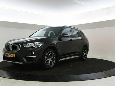 tweedehands BMW X1 X-Drive18d Automaat X-line Trekhaak Pdc v/a