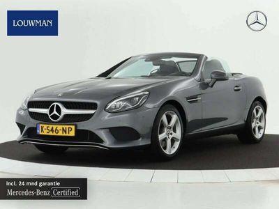 tweedehands Mercedes 200 SLCAutomaat | Navigatie | Stoelverwarming | Airscarf |..