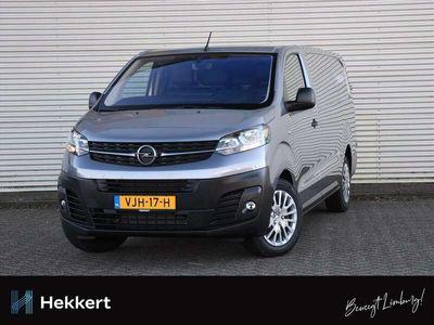 tweedehands Opel Vivaro Edition L3H1 2.0 Diesel 120pk ADAP.CRUISE   CLIMA