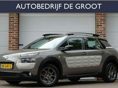 tweedehands Citroën C4 Cactus 1.2 VTi Shine Airco, Navi, Cruise, Bluetooth, Led