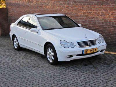 tweedehands Mercedes C200 CDI CLASSIC AUTOMAAT 107.000KM