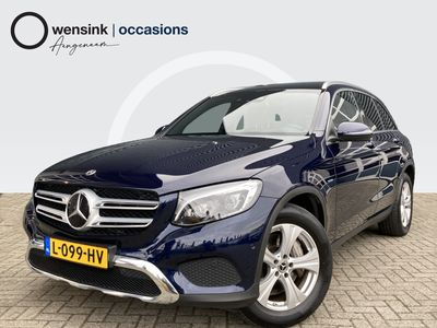 tweedehands Mercedes GLC350 4MATIC Premium Plus | Camera | Leder | Burmester | Comand | DAB | Easy-Pack | HUD | Key-Less | Panodak | Standkachel | PDC | Veiligheidspakket | Parkeerpakket |
