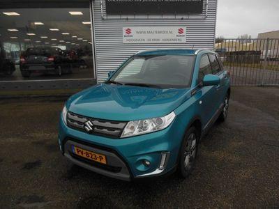 tweedehands Suzuki Vitara 1.6D Exclusive Cruise control, navigatie Staat in Hoogeveen