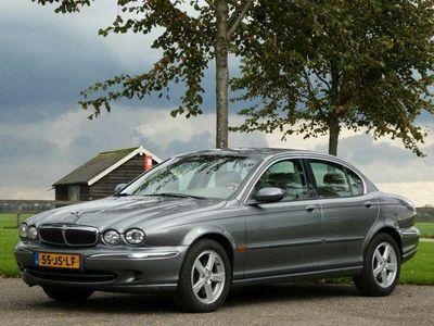 tweedehands Jaguar X-type 2.0 V6 Executive * Airco * Leder * Leaper-Edition