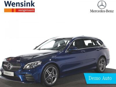 tweedehands Mercedes 200 C-KLASSE EstateBusiness Solution AMG | Panorama-schuifdak | Parkeerpakket | Advantage Pack