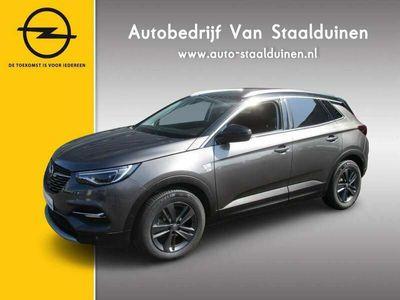 tweedehands Opel Grandland X 1.2 Turbo Edition 2020 Navigatie| Camera| AGR Stoelen| LED Koplampen| 17 inch velgen