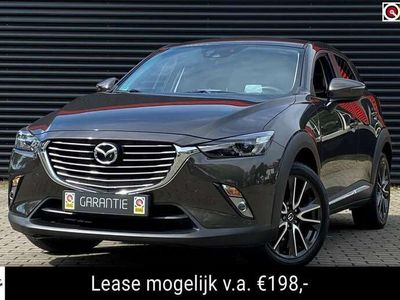 tweedehands Mazda CX-3 2.0 SkyActiv-G 120 GT-M | Navigatie | Aircondition