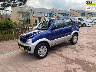 tweedehands Daihatsu Terios AUTOMAAT / 83.000 NAP / Airco / 4X nieuwe banden