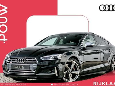 tweedehands Audi S5 Sportback 3.0 TFSI 354pk Tiptronic Quattro Pro Line Plus + Panoramadak + B&O Sound