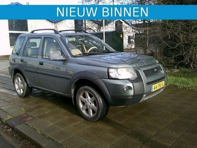 tweedehands Land Rover Freelander FREELANDER; 2.5 V6 5DEURS AUTOMATIC