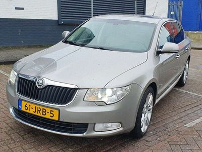tweedehands Skoda Superb 1.8 TSI Elegance Bns aut.
