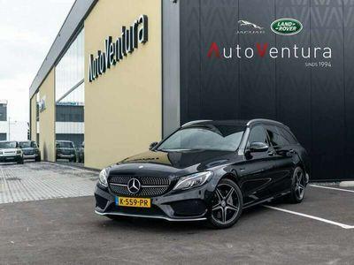 tweedehands Mercedes C450 AMG Estate AMG 4MATIC | stoelverwarming | PDC+camera |