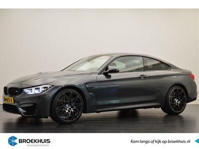 tweedehands BMW M4 4-SERIE CoupéCompetition Package | 20'' LMV | Head-up Display | Harman Kardon | Adaptieve Led | Stoelverwarming | Achteruitrij camera | Lane Change warning | Surround View