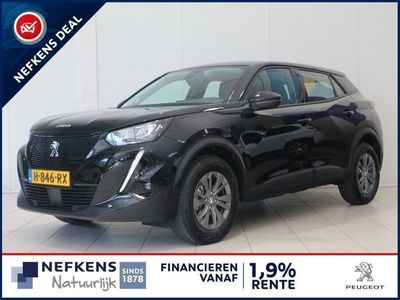 tweedehands Peugeot 2008 SUV 1.2 130 pk Active Nieuw model!