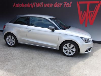 tweedehands Audi A1 1.4 TFSI AMBITION PRO LINE | AUTOMAAT | NAVIGATIE | CRUISE | 122 PK | ALL-IN!!