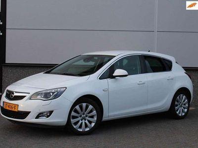 tweedehands Opel Astra 1.4 Turbo Edition CLIMA LEDER NAVI XENON