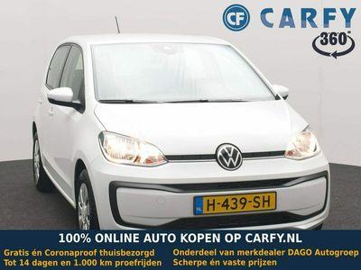 tweedehands VW up! UP! move up! BMT 5-deurs 1.0 44 kW / 60 pk U rijdt uwvoor: € 185,26 per maand.*