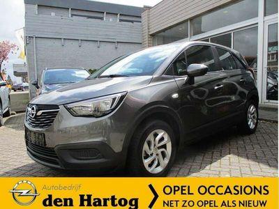 tweedehands Opel Crossland X 1.2 Turbo Edition 2020 Automaat/Camera/Stoel en st