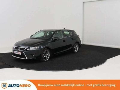 tweedehands Lexus CT200h Business Line 100PK NU85300 | Navi | Camera | Crui