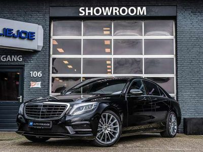tweedehands Mercedes S400 4Matic Lang AMG MYBACH FIRST/EDITION PANO LEDER VO