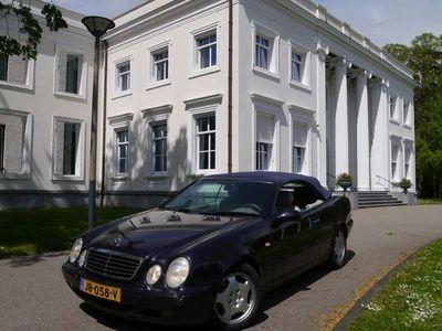 tweedehands Mercedes CLK200 Cabriolet 16V € 2.950,= !!