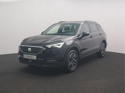 """tweedehands Seat Tarraco  1.5 TSI Style 7p. 7 pers, safe & driving pack 1, 18"""" Lm velgen"""
