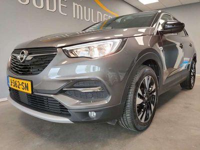 tweedehands Opel Grandland X 1.2 Turbo Innovation Cruise/Clima/Navi