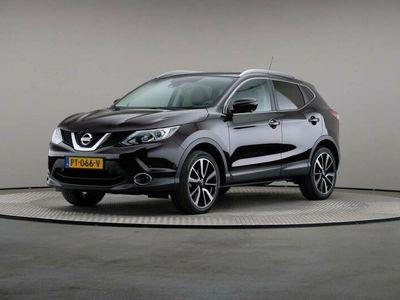 tweedehands Nissan Qashqai 1.2 Tekna, LED, Leder, € 19.400