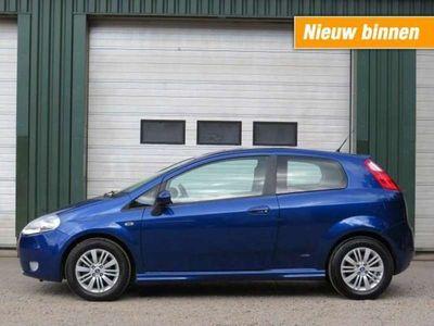 tweedehands Fiat Grande Punto 1.4 8V EDIZIONE BLUE & ME