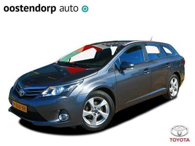 tweedehands Toyota Avensis Wagon 1.8 VVTi Business   Rijklaar incl. 6 mnd garantie  