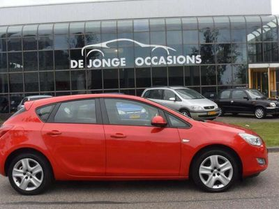 tweedehands Opel Astra 1.4 Turbo Edition Airco