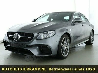 tweedehands Mercedes E63 AMG 4Matic 571 PK Panoramadak WideScreen Distronic