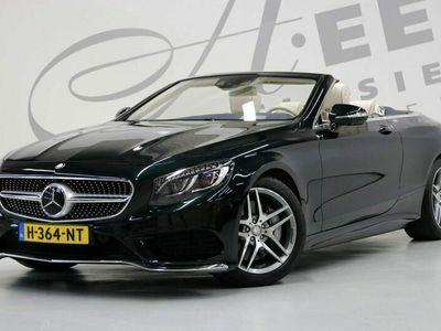 tweedehands Mercedes 500 S-KLASSE Cabriolet
