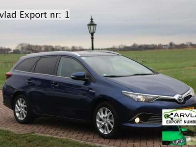 tweedehands Toyota Auris 7599 NETTO**EXECUTIVE**PANO*XENO Touring Sports 1.