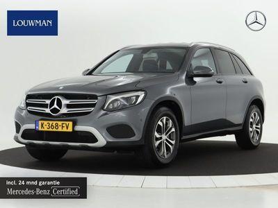 tweedehands Mercedes 250 GLC-KLASSE4MATIC Stoelverwarming | Navigatie | Lederen bekleding | Getint glas | Inclusief 24 MB Premium Certified garantie voor Europa.
