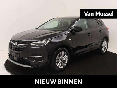 tweedehands Opel Grandland X 1.2 Turbo Business Elegance    VAN MOSSEL VOORDEEL